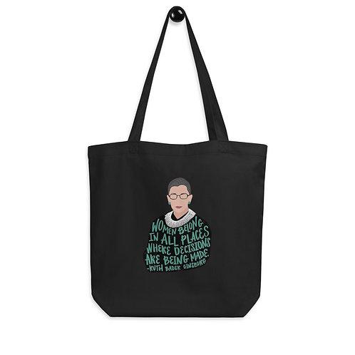 RBG Eco Tote Bag