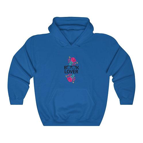 Book Lover Hooded Sweatshirt