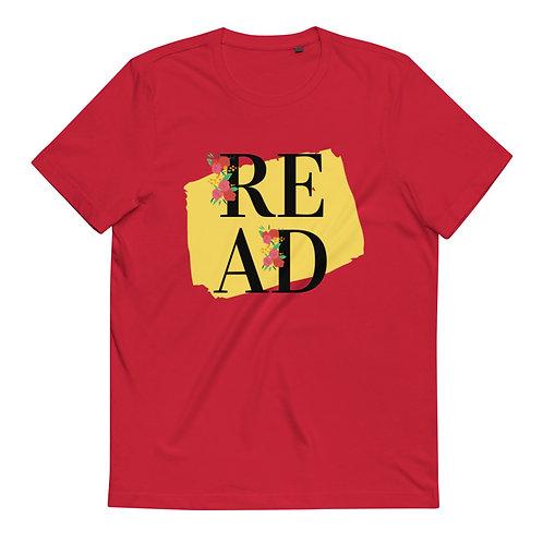 READ Organic Cotton T-Shirt