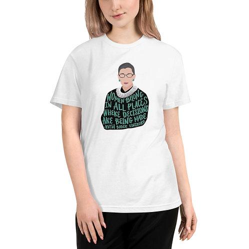 RBG Recycled T-Shirt