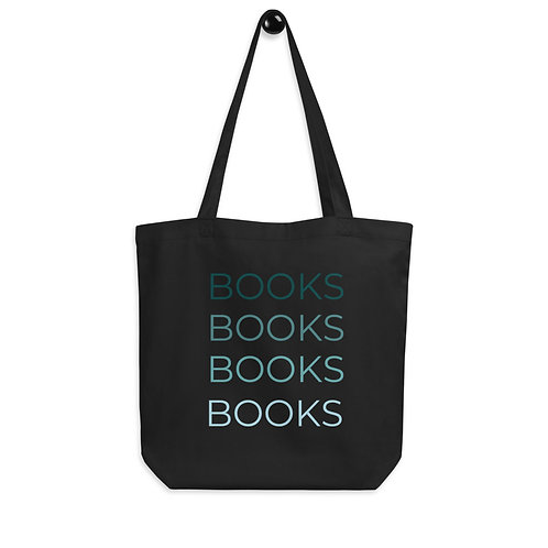 BOOKS Eco Tote Bag