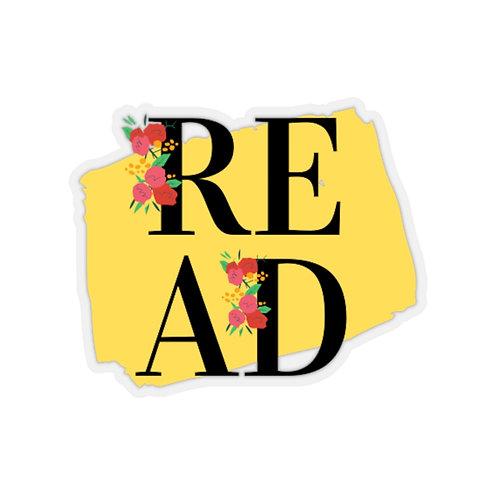 READ Kiss-Cut Stickers