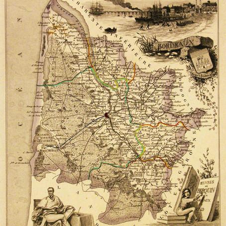 Territoire et distance II