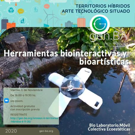 Le Bio Lab mobile est en route