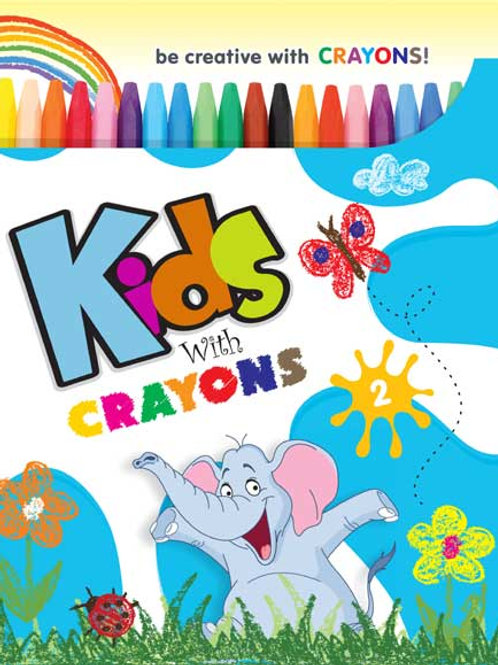 Kids With Crayons 2