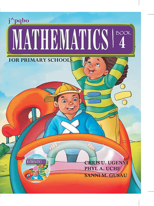 Master Mathematics Primary 4