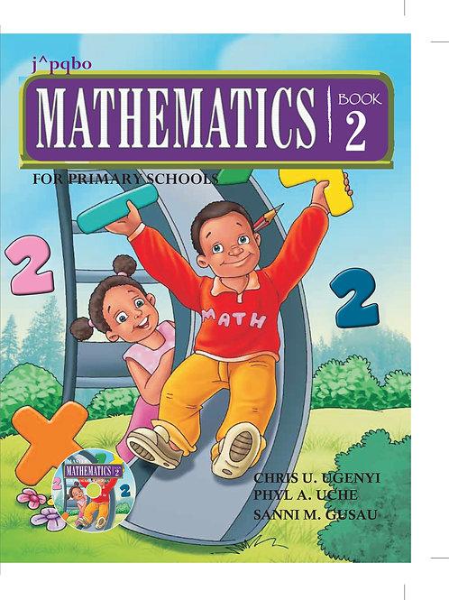 Master Mathematics Primary 2