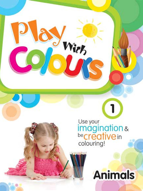 Play With Colours-Animals