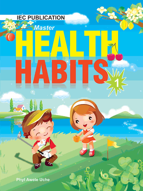 Master Health Habit 1