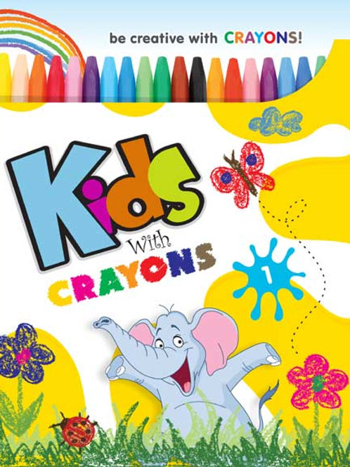 Kids With Crayons 1