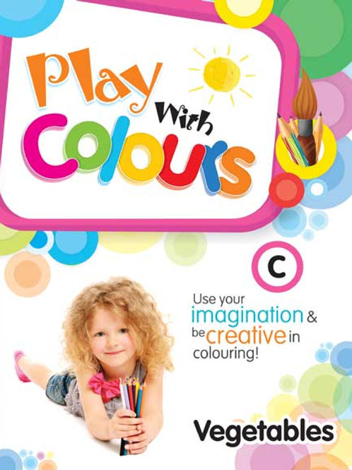 Play With Colours-Vegetables