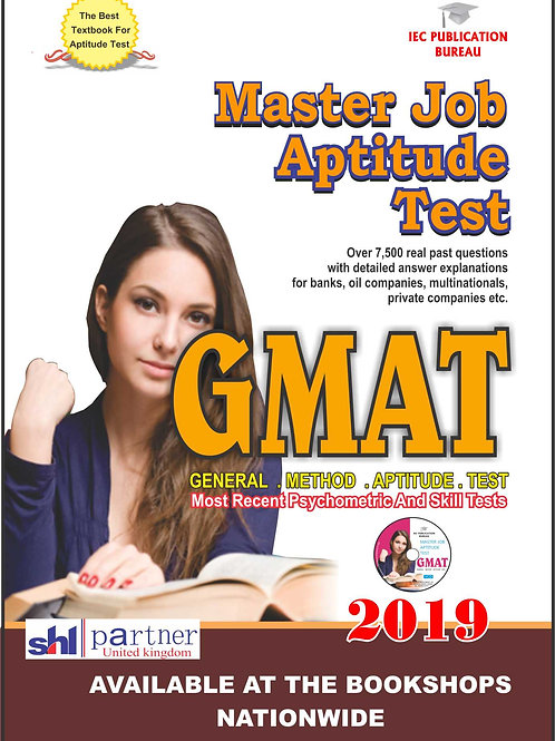 Master Job Aptitude Test GMAT