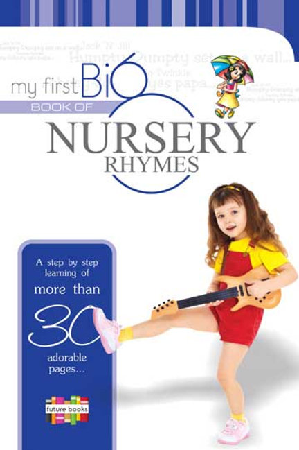 My First Big Book Of Nursery Rhymes