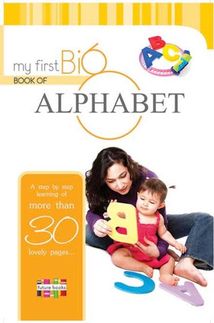 My First Big Book Of Alphabet