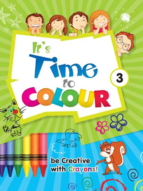 It'S Time To Colour 3