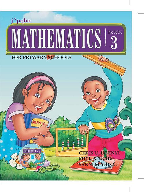 Master Mathematics Primary 3