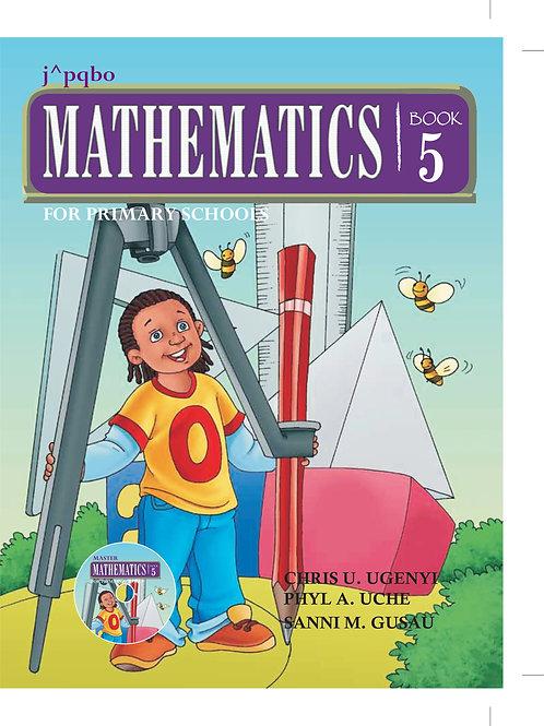 Master Mathematics Primary 5