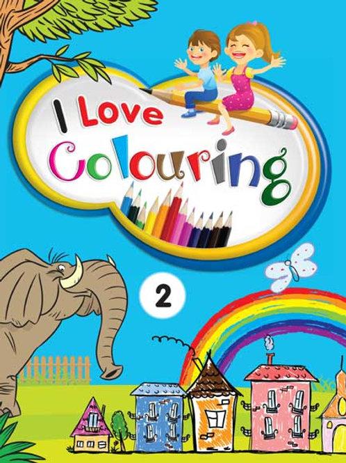 I Love Colouring 2