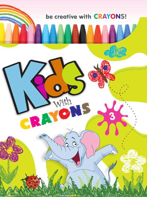 Kids With Crayons 3