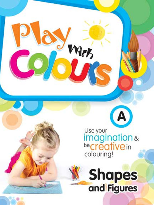 Play With Colours-Shapes