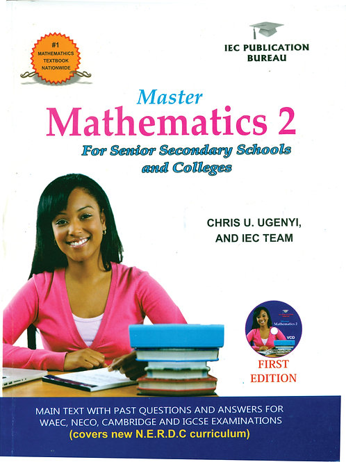Master Mathematics SSS 2