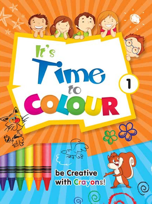 It'S Time To Colour 1