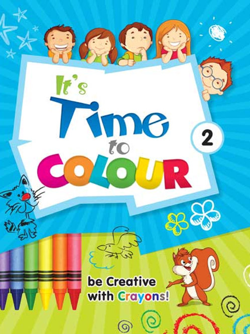 It'S Time To Colour 2