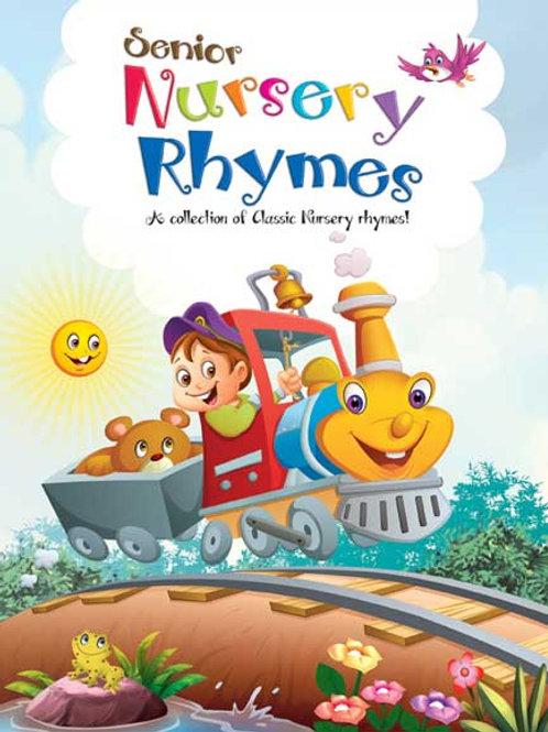 Senior Kinder Garten Rhymes