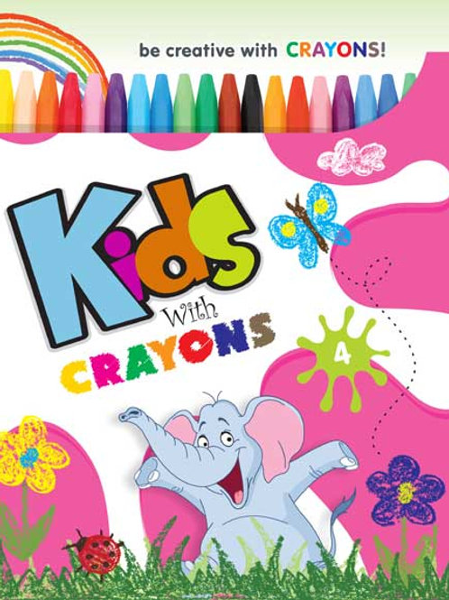 Kids With Crayons 4