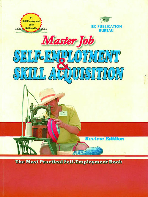 Master Job Self-Employment and Skill Acquisition