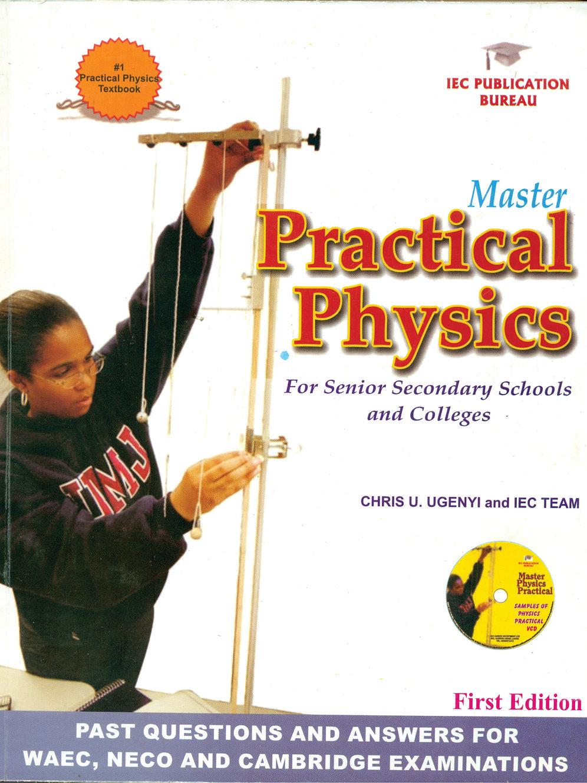 Master Practical Physics