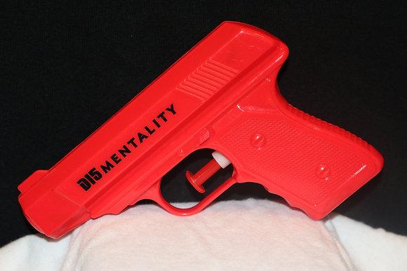 "5"" Red Squirt Gun"