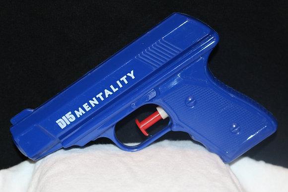 """5"""" Blue Squirt gun"""