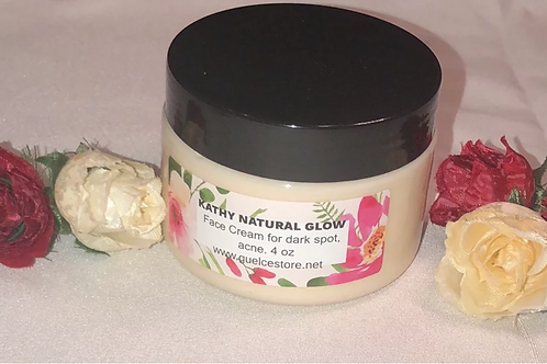 Kathy natural glow Face cream dark spot remover smooth