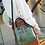 Thumbnail: Vintage PU Leather Ladies HandBags Women Messenger Bags TotesTassel Designer Cro