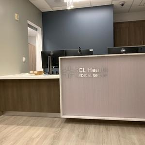 Outpatient Desk