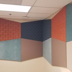Fabric Wall Tiles