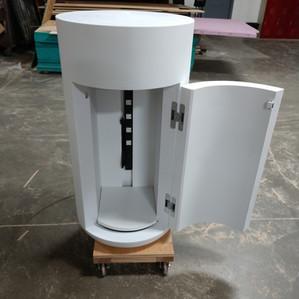 Display Plinth Door