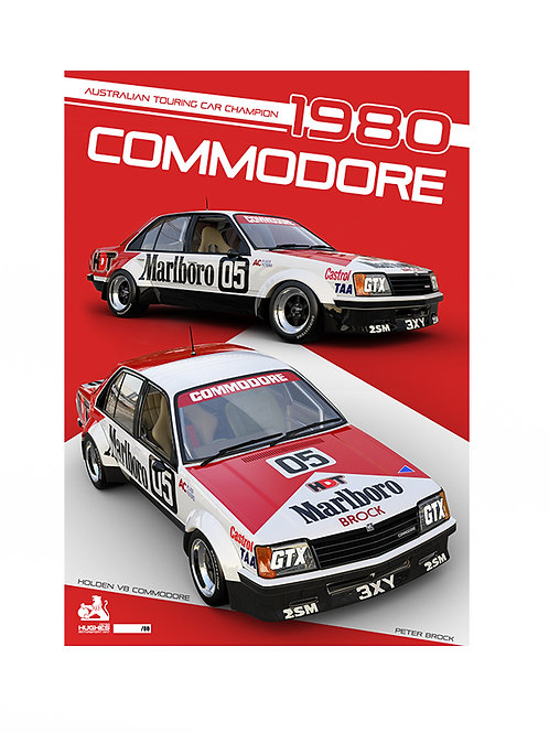 1980 HDT ATCC VB COMMODORE