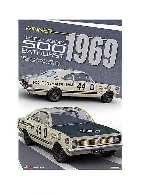 1969 BATHURST WINNER