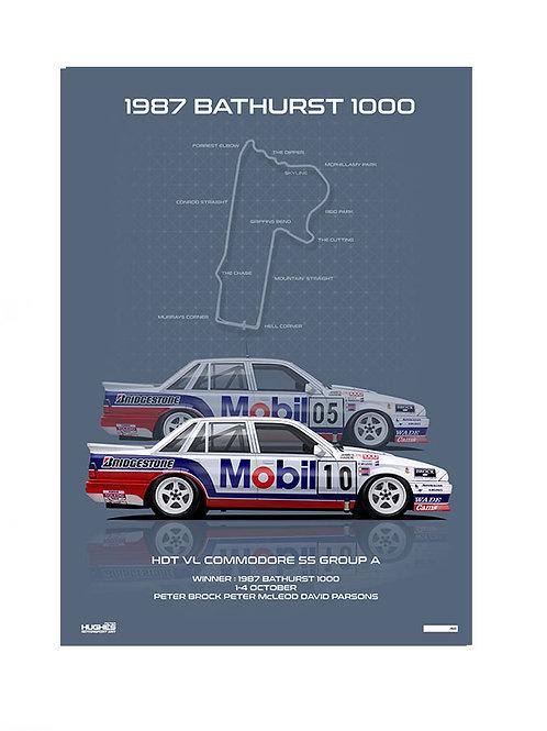 1987 BATHURST WINNER