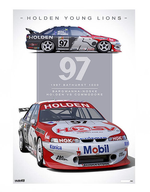 HMSA 170: 1997 Holden Young Lions