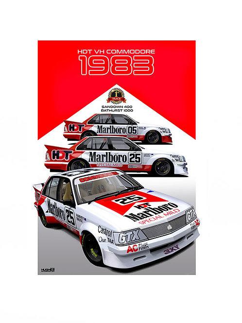 1983 BATHURST WINNER