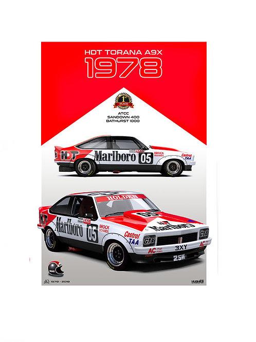 1978 BATHURST WINNER