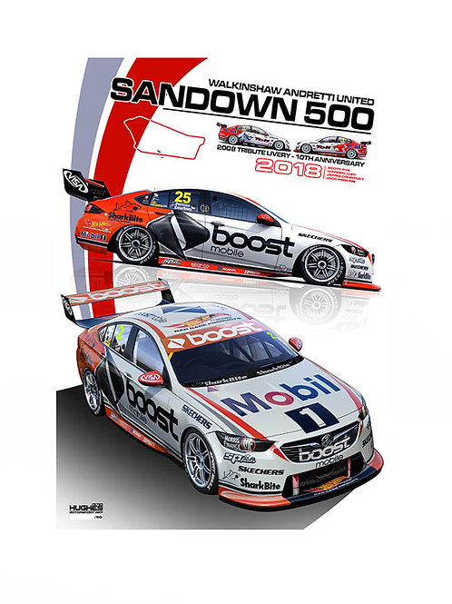 2018 WAU SANDOWN-RETRO ENTRIES