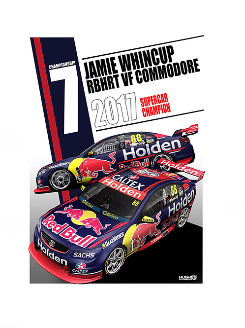 2017 ATCC CHAMPION - 'WHINCUP 7'