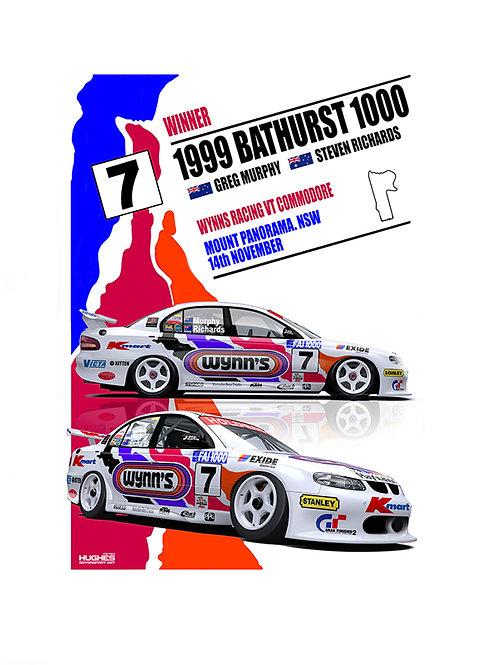 1999 BATHURST WINNER