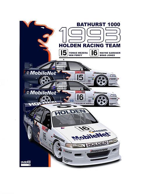 1993 HRT BATHURST