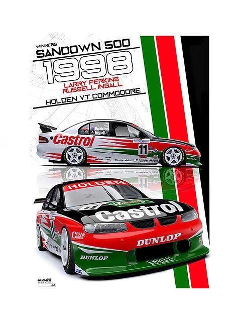 1998 SANDOWN 500 WINNER