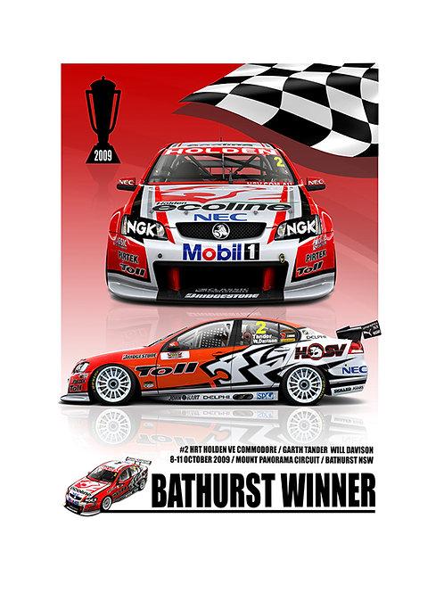 2009 BATHURST WINNER